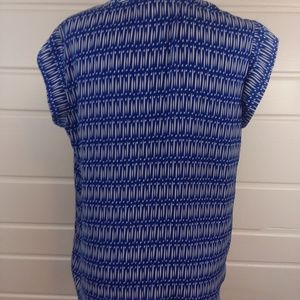 Kenar Tops - Kenar V Neck Pullover Blouse